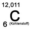 Kohlenstoff - Einhandmesser