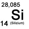 Silizium - Einhandmesser