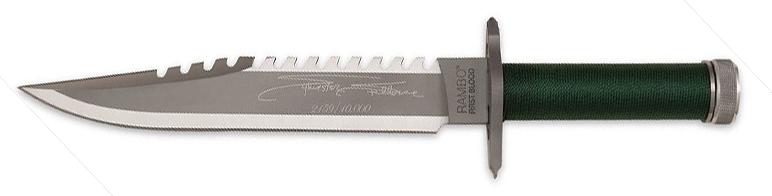 rambo 1 - einhandmesser