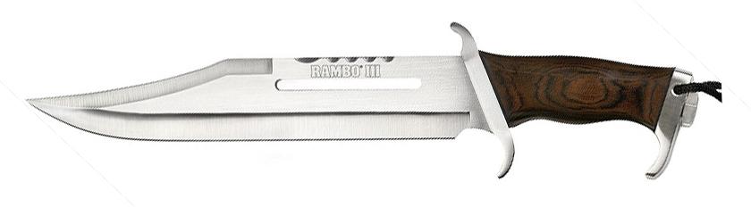 rambo 3 - einhandmesser