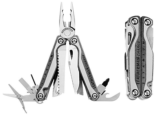 Multitool Leatherman Charge TTi