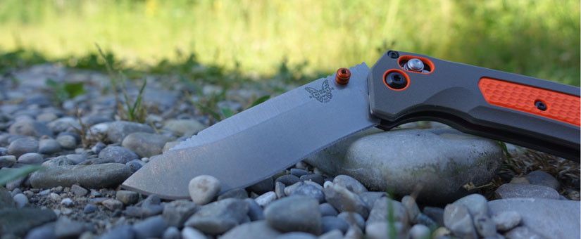 Benchmade Grizzly Ridge 2