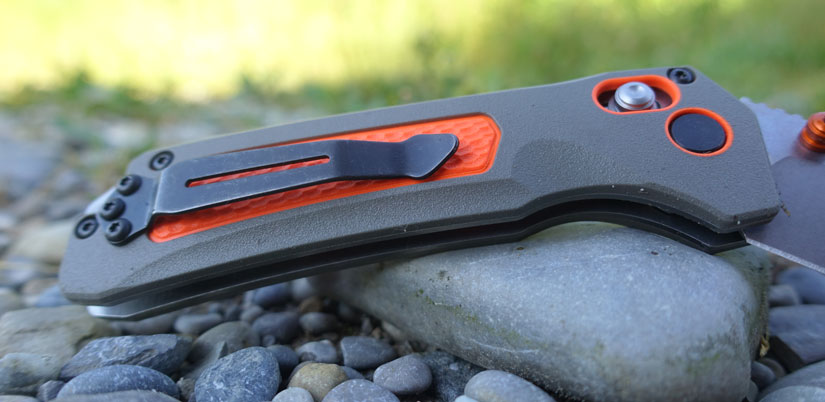 Benchmade Grizzly Ridge 6