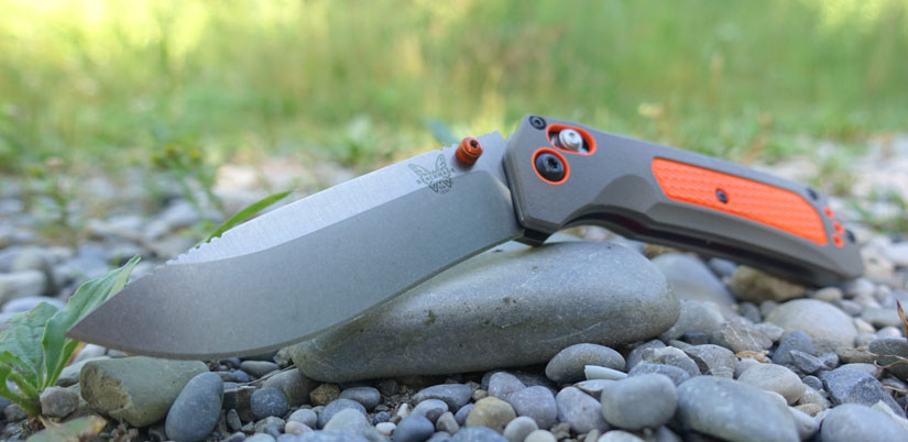 Benchmade Grizzly Ridge 7