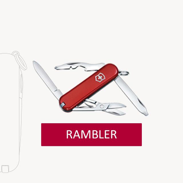Victorinox-RAMBLER-Taschenmesser-Gravur
